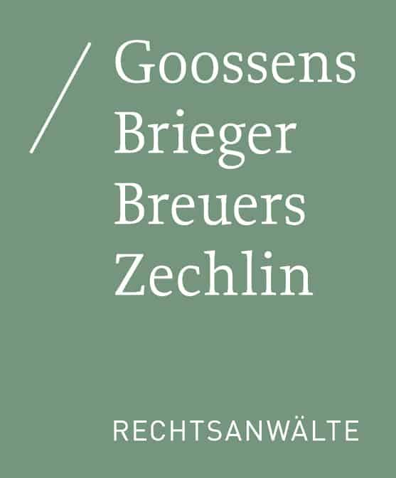 Rechtsanwalt Zechlin - Rechtsanwälte GBBZ - Logo